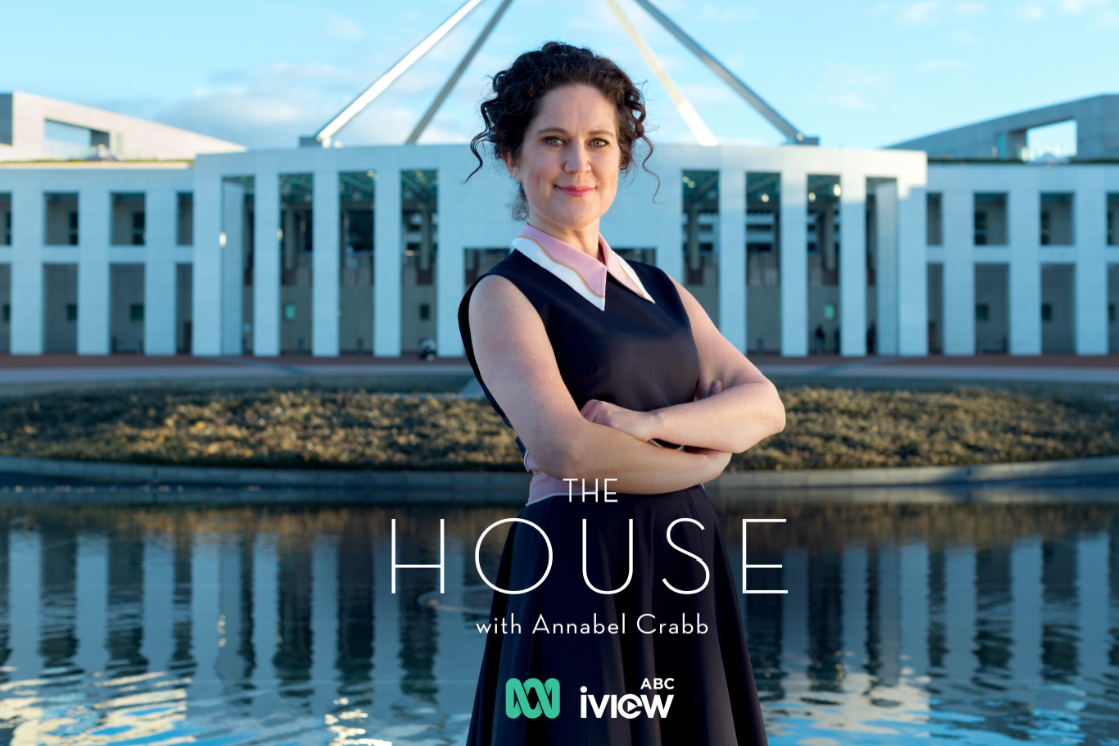 The House With Annabel Crabb Promo Image