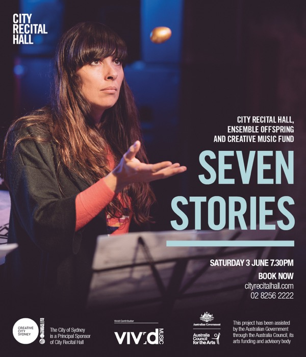 Seven Stories e-card