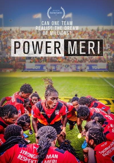 Power Meri poster