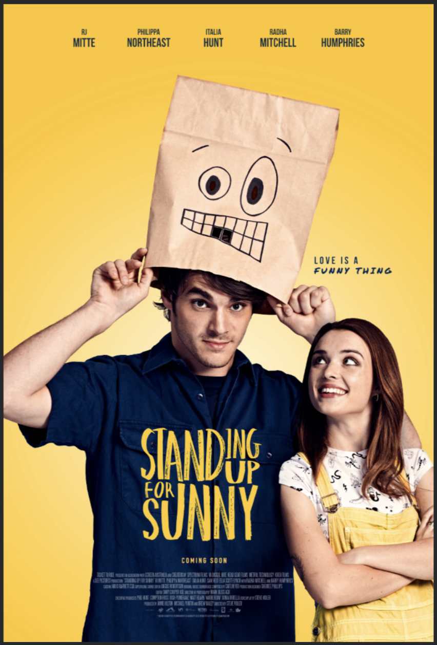 SUNNY POSTER 2019
